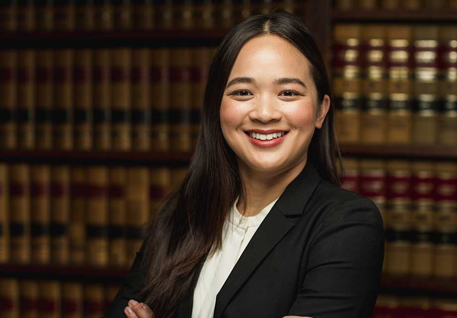 San Francisco Personal Injury Lawyer Catherine Tran
