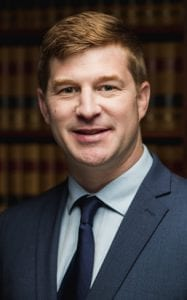 San Francisco Personal Injury Attorney Brian Lance - The Cartwright Law Firm, Inc.