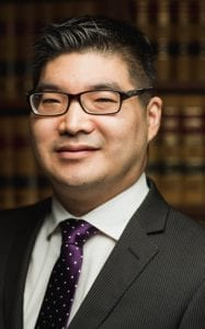 San Francisco Personal Injury Attorney David Yen - The Cartwright Law Firm, Inc.