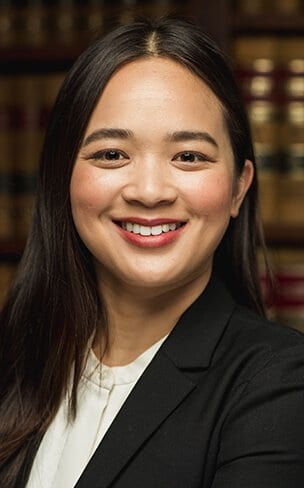 Moraga, CA Personal Injury Lawyer Catherine Tran