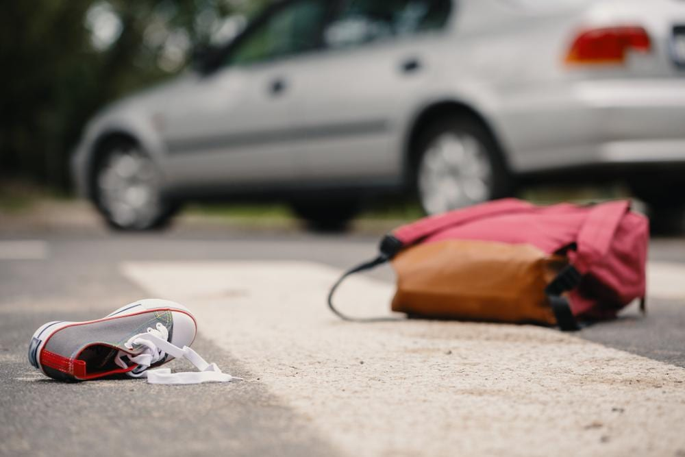 Review Pedestrian Safety with Your Children